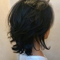 ウルフレイヤー 黒髪